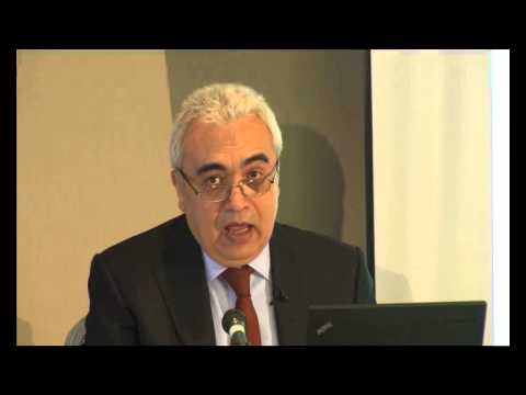 Presentation - Energy Investment Outlook
