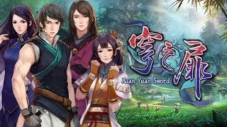 The Gate of Firmament (Xuan-Yuan Sword) (PS4) 1st Hour of Gameplay