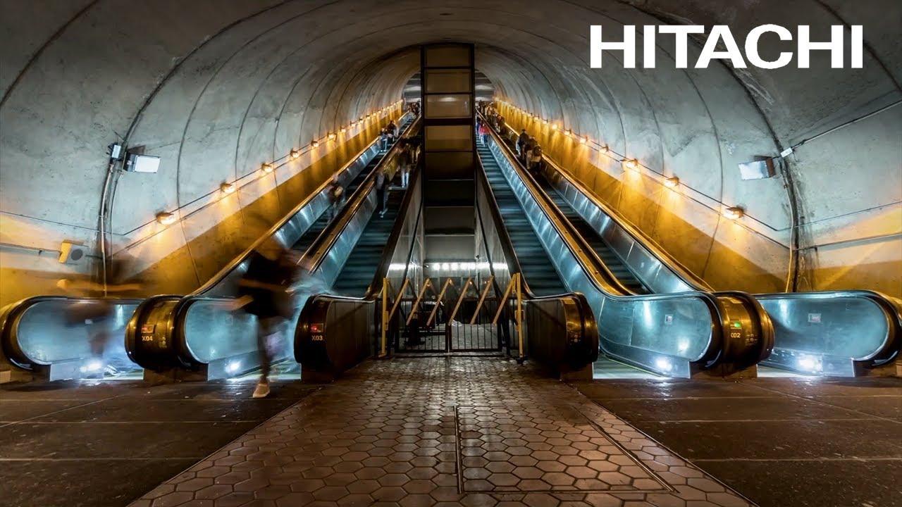 Hitachi - cover
