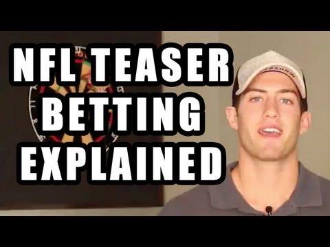 NFL Teaser Betting Explained