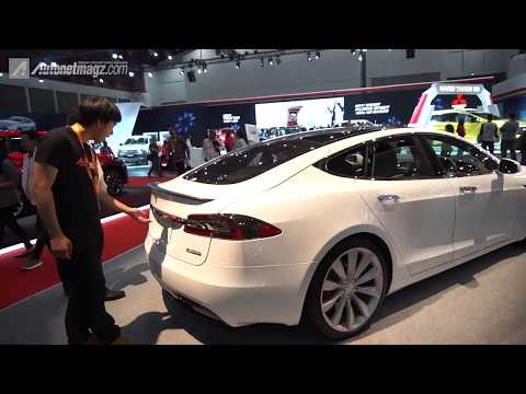 FI Review Tesla Model S P100D Indonesia