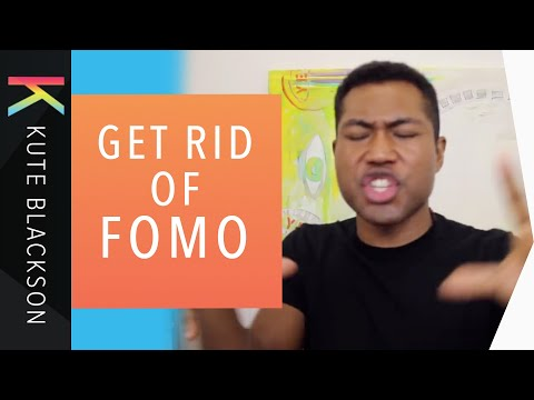 Getting Over the Fear of Missing Out (FOMO)!