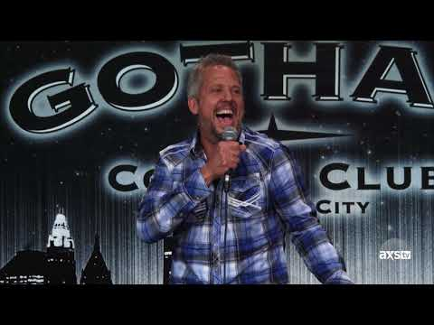 Andrew Kennedy at Gotham Comedy Live