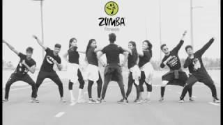 Vidya Vox - Kuthu Fire | Zumba Choreography | ZINC crew
