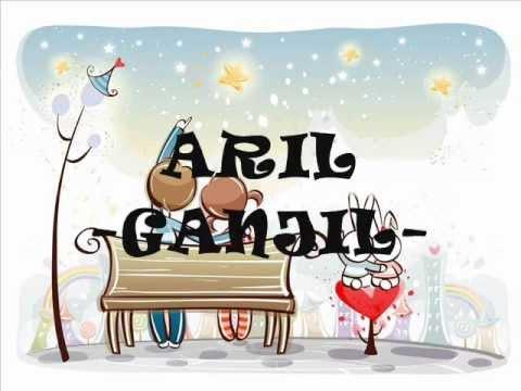 ARIL _ GANJIL (lirik)
