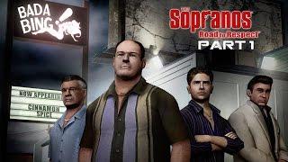 The Sopranos Road To Respect Walkthrough Part 01 Bada Bing  Hd