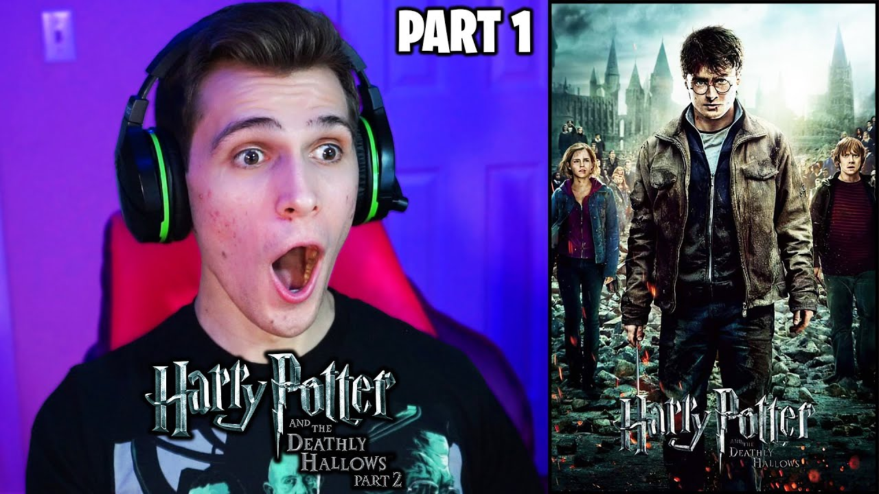 Download Harry Potter and the Deathly Hallows: Part 2 (2011) Movie REACTION!!! (Part 1)