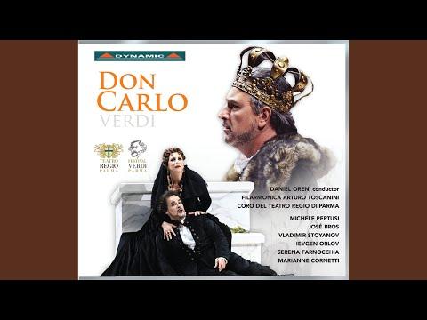 Don Carlo, Act III: Giustizia, Giustizia, Sire! (Live)