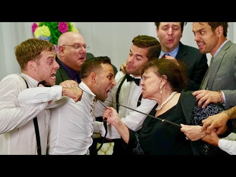 Dance Battle Gone Wrong | Anwar Jibawi