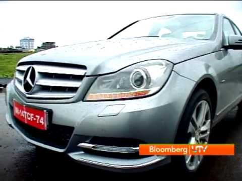 Mercedes C-Class facelift review by Autocar India