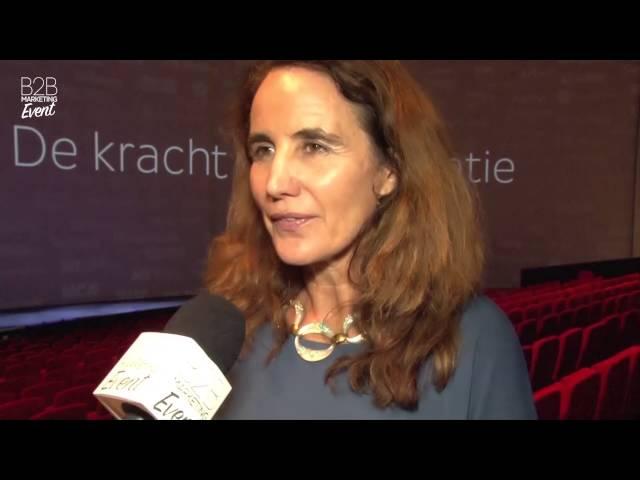 Interview Laura Nuhaan - Andeta - B2B Marketing Event 2016 - Vakmedianet