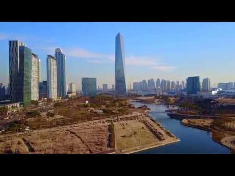 Mavic Pro - 4K Video Record - Incheon,Korea