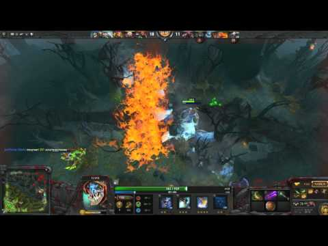 Let`s play Dota 2 with JaviVenta,Redbull & Flying Humster