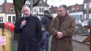 Journée Régionale de Renouvellement des Générations - Édition 2015 à Avallon (89)