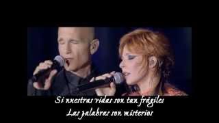 Mylene Farmer- Les mots Sub. español (timeless 2013)