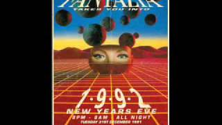 DJ Easygroove and Lisa  Fantazia NYE 1991 Pt1