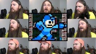 Mega Man 3 - Dr. Wily Stage 3 Acapella
