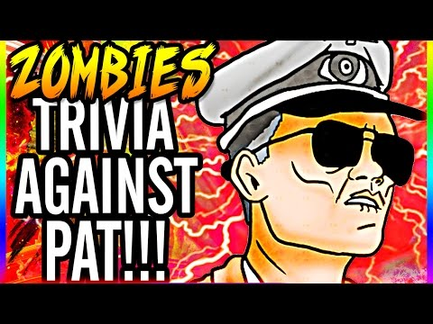 """""""LEX VS PAT THE REMATCH"""" ~ Epic Zombies Trivia Game Show ~ The Smartest Zombies YouTuber!"""