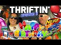 Thrift Store Hopping: Episode 11 - BIRTHDAY THRIFTIN'