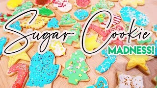 🎄 VLOGMAS 2019 DAY 24! 🤩 MAKING SUGAR COOKIES! ✔ DELIVERING CHRISTMAS GOODIES