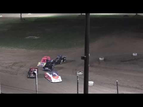 Mini Wedge Heat #1 6-9 YRS at Crystal Motor Speedway, Michigan on 09-01-2019!