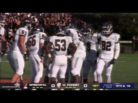 The Game, 2016, Woodberry Forest vs. Episcopal