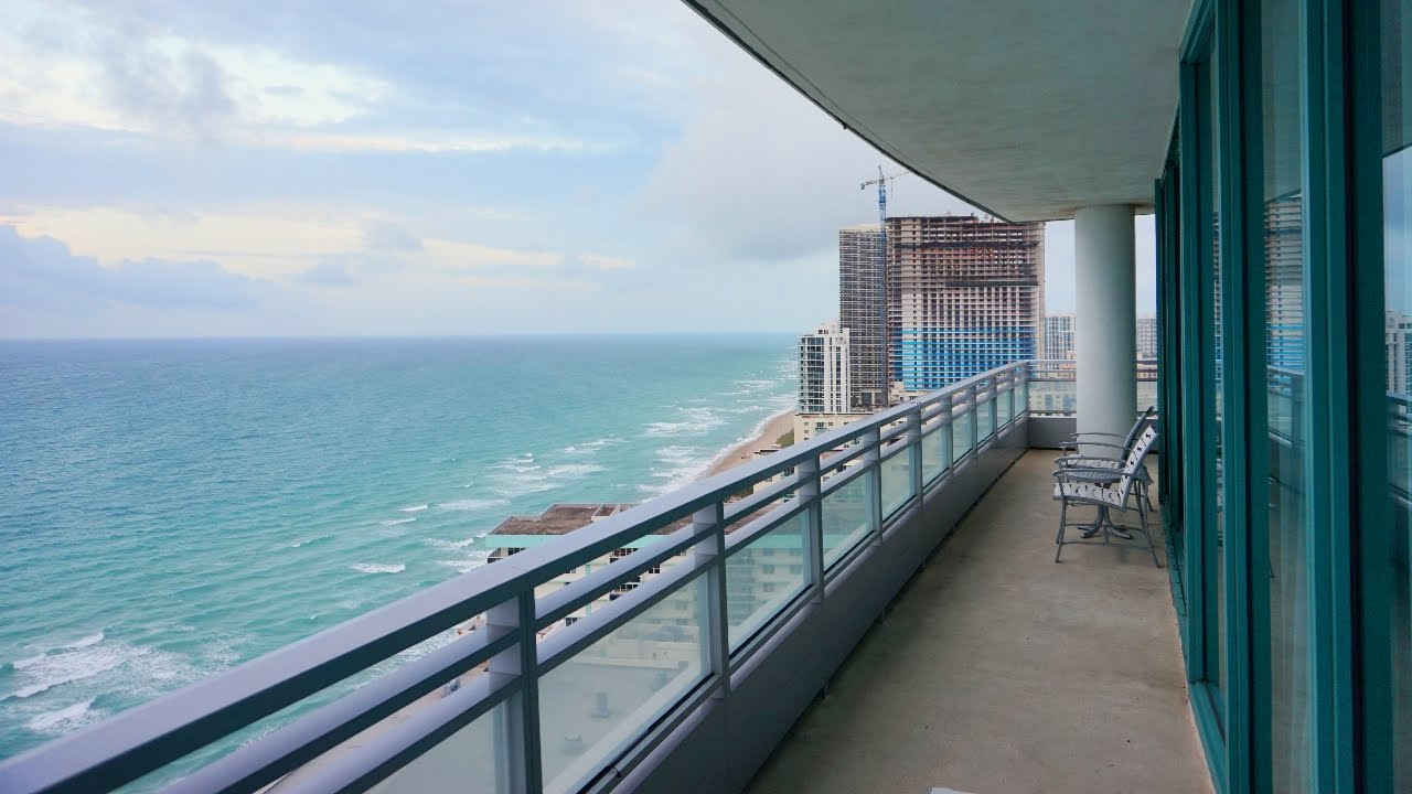 Corner Suite Tour At The Stylish Diplomat Resort And Spa In Florida