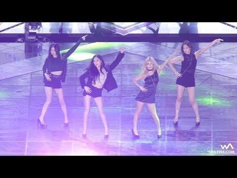 170909 티아라 (T-ARA) 'Lovey-Dovey + Roly-Poly'' 4K 직캠 @인천 한류 관광 콘서트 Fancam by -wA-