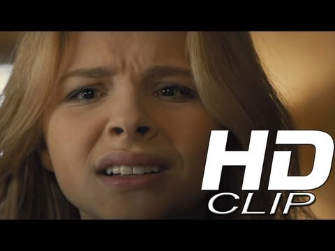 """CARRIE """"There Will Be Judgement"""" Clip - Chloë Grace Moretz"""
