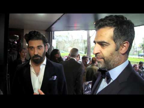 The 6th Asian Awards  Red Carpet  Ray Panthaki