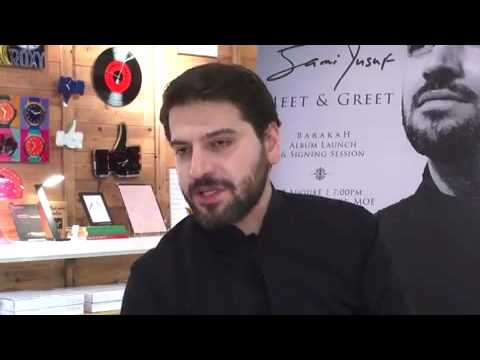 Sami Yusuf Interview Ematat 2016