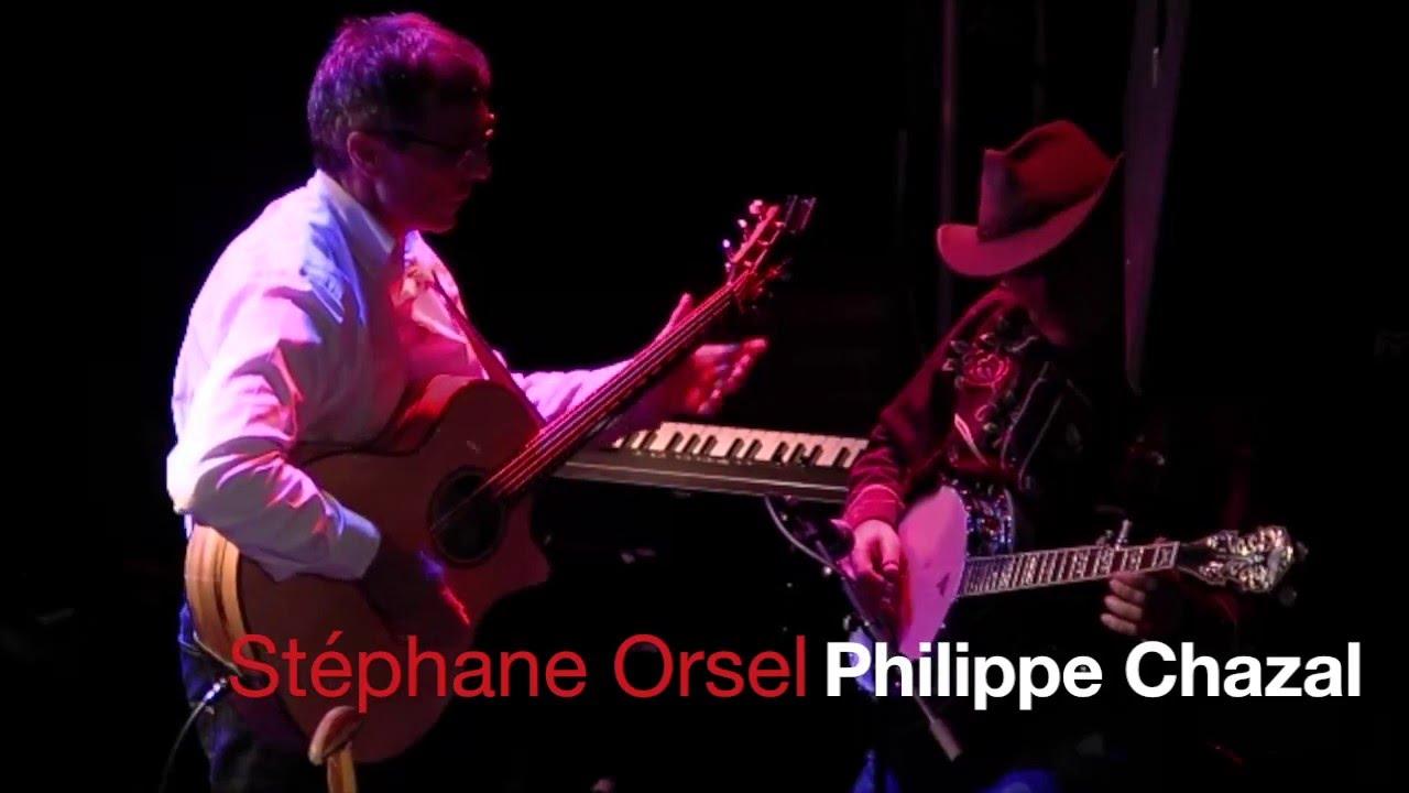 Délivrance avec Phil (Banjo) et Stéphane (Guitare), Fourmi ...
