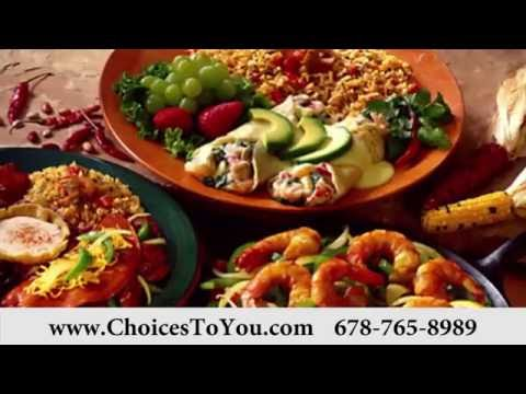 Choices To You - Food Delivery Service - Gwinnett County GA