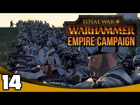 Total War: Warhammer Empire Campaign - Ep. 14: Confederation