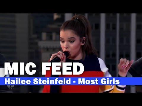 [MIC FEED] Hailee Steinfeld -