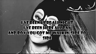 Ariana grande new song 'side to side' featuring nicki minaj is here with the lyrics! check them bellow:[intro: + minaj]i've been all...