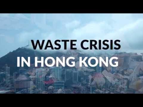 Waste crisis in Hong Kong