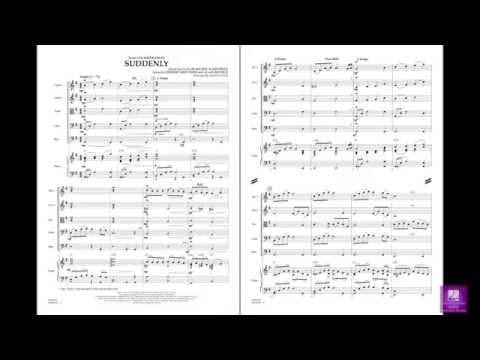 Suddenly (from Les Misérables) arr. James Kazik