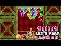 Puzzle Bobble / Bust-a-Move (Arcade) - Let's Play 1001 Games - Episode 178