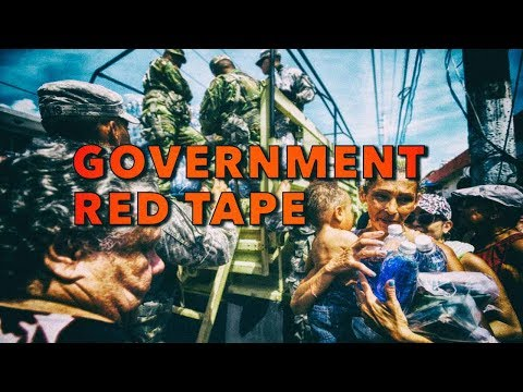 Full Show: Government Bureaucracy Hampers Efforts In Puerto Rico