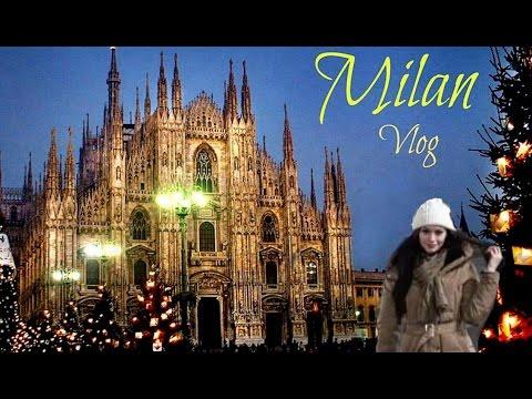 Milan la ciudad de la moda | vlog