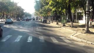 ÎN PREMIERĂ // Bulevardul Ștefan cel Mare curățat de mașinile parcate ilegal