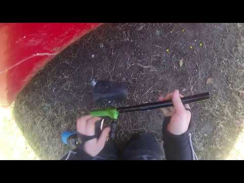 core sampling then winning a 2v2 @route 40 paintball