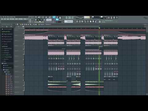 Brutal Jimmy Clash (Faruk Sabanci) FL Studio Remake
