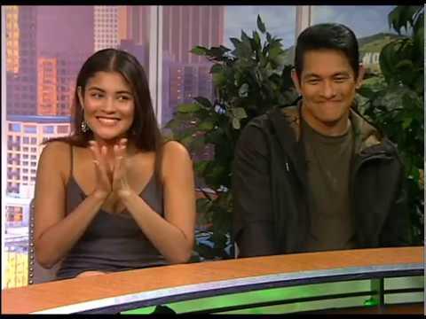 Father Daughter Gary V & Kiana Valenciano