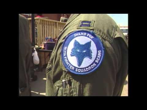 McEntire AFB Airmen Return