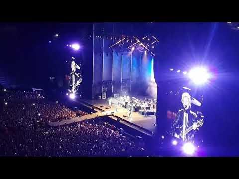 Bon Jovi It's my life live Buenos Aires Argentina 16-09-2017