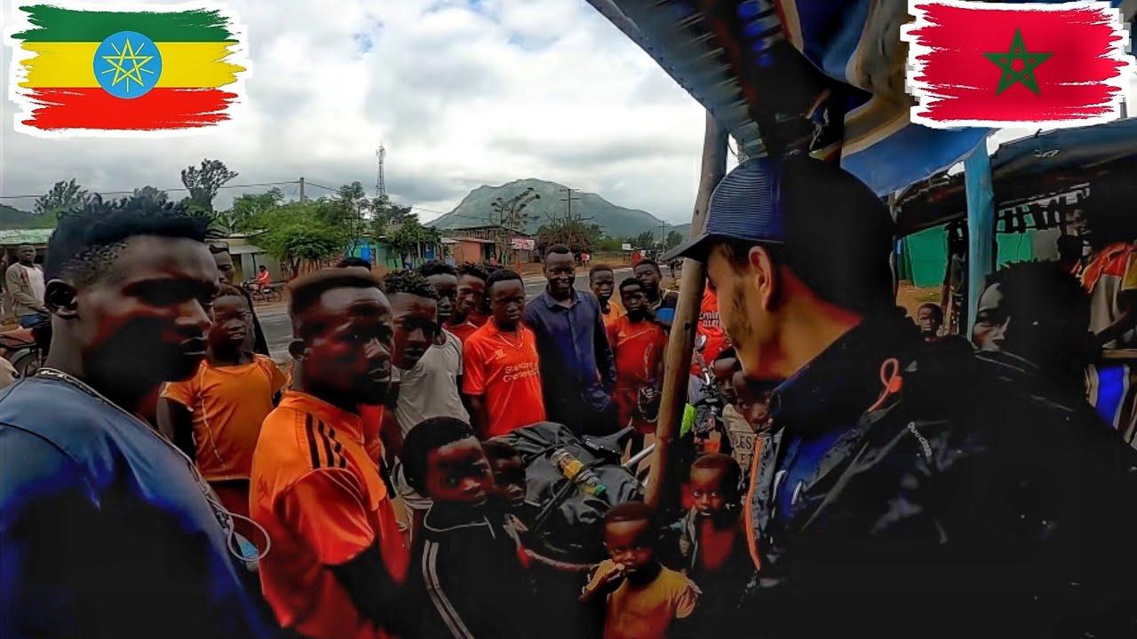 Download Vlog 157/🇪🇹 طريق إلى غرب إثيوبيا
