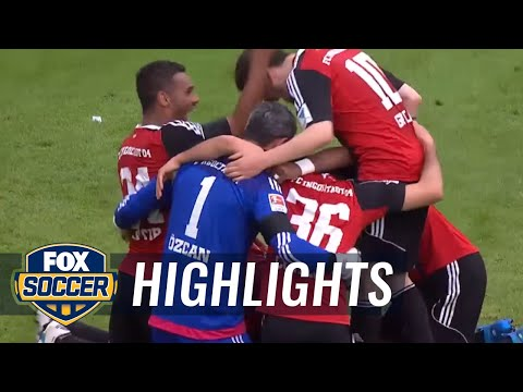 FC Ingolstadt 04 vs. Monchengladbach | 2015–16 Bundesliga Highlights