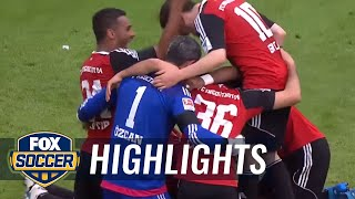 Video Gol Pertandingan Ingolstadt vs Borussia Monchengladbach